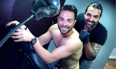 Ένα tattoo με ιδιαίτερη σημασία για τον Βρεττό