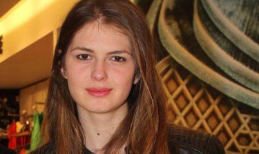 Αμαλία Κωστοπούλου: «Δεν θέλω να ασχοληθώ επαγγελματικά με το modeling»