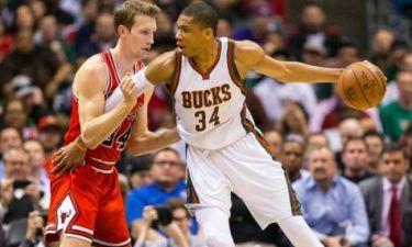 NBA: Αποβλήθηκε και… αποκλείστηκε ο Αντετοκούνμπο! (video)