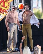Robert De Niro συναγωνίζεται τον Zac Efron