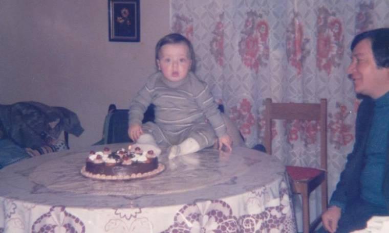 Όταν η Γωγώ Τσαμπά έσβησε το πρώτο κεράκι γενεθλίων!