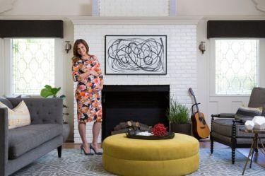 Η «Βάλερι» του «Χτυποκάρδια στο Μπέβερλι Χιλς» ανοίγει το σπίτι της!