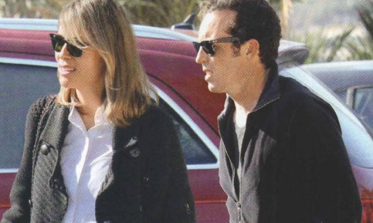 Ηλίας Κρασσάς: Τέλος στη δικαστική διαμάχη με την πρώην σύζυγό του