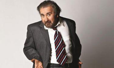 Ο Λαζόπουλος επιστρέφει στο θεατρικό σανίδι