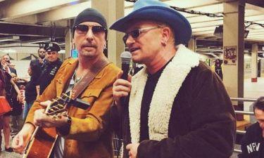 Οι… «άστεγοι» U2 προκάλεσαν πανικό!