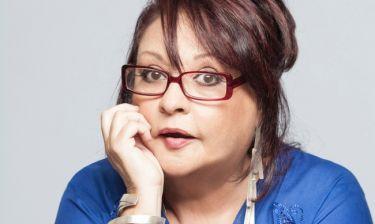 Μίρκα Παπακωνσταντίνου: «Όταν με κοιτάζω στον καθρέφτη δεν βλέπω καημούς»
