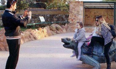Βόλτα στον ζωολογικό κήπο για την οικογένεια Καλίδη!