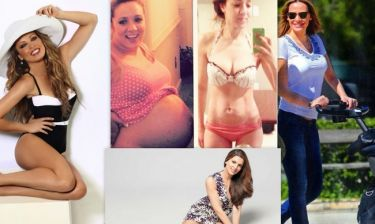 Γιορτή της μητέρας 2015: Πώς έχασαν οι διάσημες μανούλες τα κιλά της εγκυμοσύνης;
