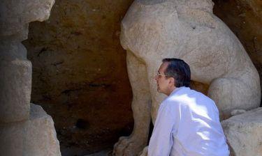 Καταγγελία – «βόμβα»: «Σκηνοθετημένη ιστορία η Αμφίπολη για να περάσουν τα οικονομικά μέτρα»