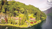 Ο μυθικός γάμος του Mr Nammos στην λίμνη Κόμο