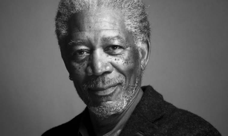 Morgan Freeman: «Το μόνο πράγμα που μου προσφέρει ανακούφιση είναι η μαριχουάνα»