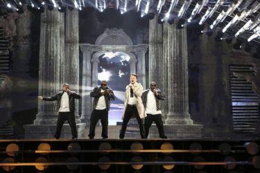 Eurovision 2015: Τα Σκόπια στην πρώτη τους πρόβα
