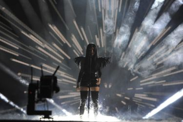 Eurovision 2015: Η Nina Sublatti πολεμά για τον φεμινισμό και την ειλικρίνεια