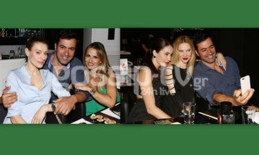 Οι celebrities πήγανε για sushi