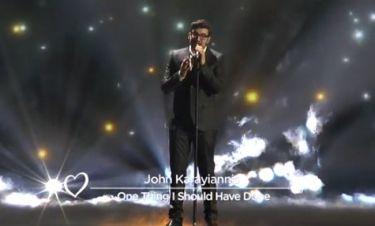 Eurovision 2015: Κύπρος: Άψογος ο John Karayiannis στην πρώτη του πρόβα