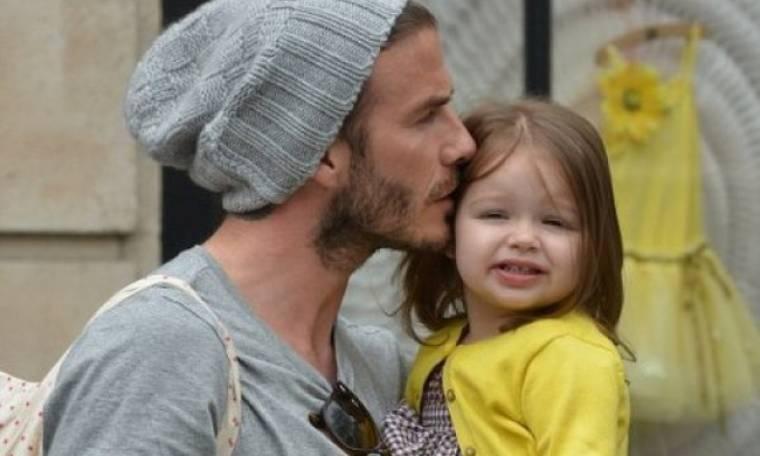 Μα τι θα τους κάνουμε; Η Harper & o David Beckham κατάφεραν να «σπάσουν» το διαδίκτυο