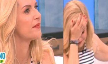 Τα δάκρυα της Μπεκατώρου στον αέρα της εκπομπής της – Τι συνέβη;