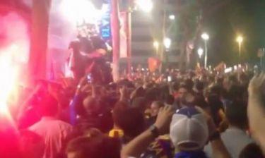 Μπαρτσελόνα: Κάηκε… η Βαρκελώνη για τον τίτλο (videos)
