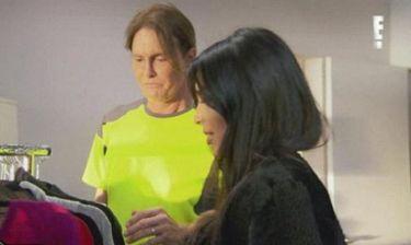 Ο Bruce Jenner έκλεψε ρούχα από την Kim Kardashian