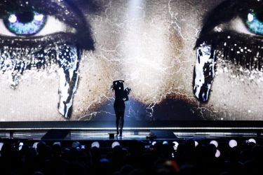 Eurovision 2015: Γεωργία: Η sexy εμφάνιση της πολεμίστριας