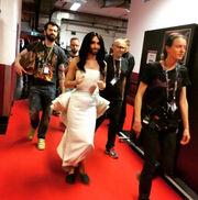 Eurovision 2015: Με τις παντόφλες προς τη σκηνή η....