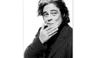 Benicio Del Toro: «Ποτέ δεν αγόρασα το παραµύθι του σταρ»