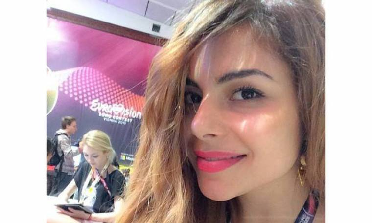 Eurovision 2015: Η Ελευθερίου στην Βιέννη στο πλευρό της Κυριάκου