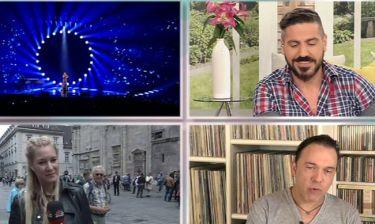 Eurovision 2015: Ποσειδώνας Γιαννόπουλος: «Δεν μου άρεσε το τραγούδι της Ελλάδας»
