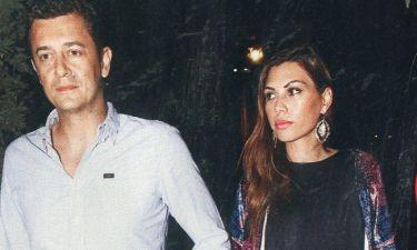 Αντώνης Σρόιτερ: Έξοδος με την σύζυγό του