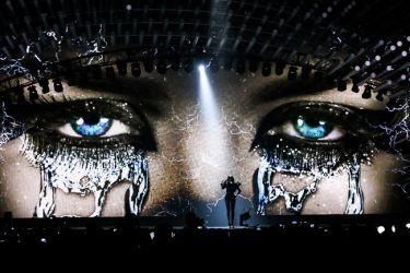 Eurovision 2015: Γεωργία: Ξεσήκωσε με την ερμηνεία και τη σέξι εμφάνισή της!
