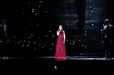 Eurovision: Μήνυμα κατά του πολέμου έστειλε η Ουγγαρία με το τραγούδι της