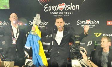 Νικητής Eurovision: «Είμαι περήφανος, ενθουσιασμένος, γεμάτος χαρά!»