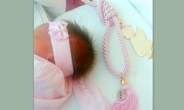 Ελληνίδα μοντέλο έφερε στον κόσμο το δεύτερο παιδί της!