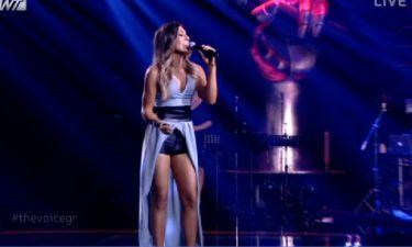 Ντυμένη Beyonce ερμήνευσε λαϊκά