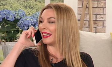 Στεφανίδου: Το αναπάντεχο τηλεφώνημα της μητέρας της on air και η «σπόντα» για τα νούμερα τηλεθέασης