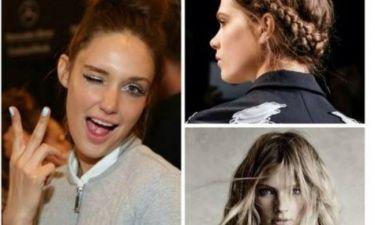 Αυτά είναι τα χτενίσματα που κάνουν τα φριζαρισμένα μαλλιά να δείχνουν τέλεια & στιλάτα!