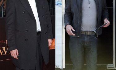 Hθοποιός έχασε 18 κιλά τρώγοντας μόνο μία κονσέρβα τόνο την ημέρα  – Δείτε το πριν και το μετά!