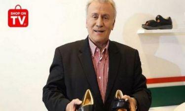 Δείτε το βίντεο με τον Παναγιώτη Ψωμιάδη ως… τηλεπωλητή παπουτσιών