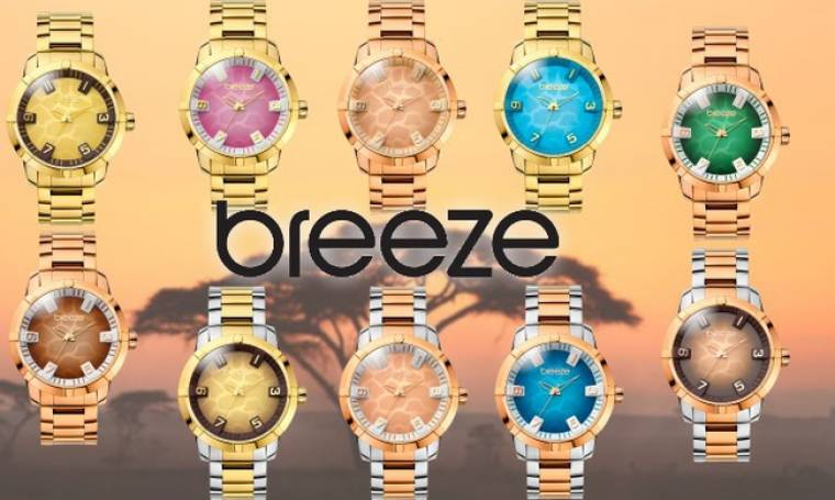 Follow your instincts with… BREEZE Watches!