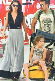 Κορινθίου-Αϊβάζης: Δεν αποχωρίζεται στιγμή την κόρη τους