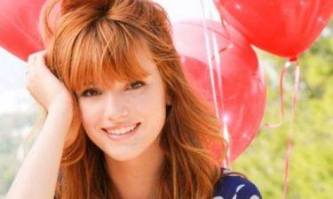 WoW! H Bella Thorne δεν είναι πλέον κοκκινομάλλα...