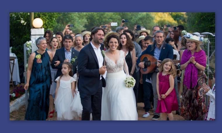 Ο γάμος που θύμιζε έντεχνη συναυλία