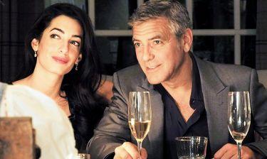 George Clooney: «Ο γάμος είναι υπέροχος»