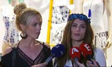 Μετά το «ξεκατίνιασμα» η Συνατσάκη αποκάλυψε τη συνομιλία της με τον Ουγγαρέζο