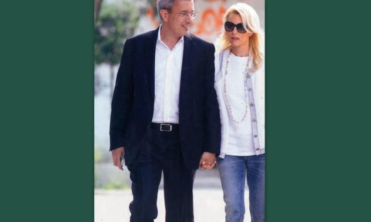 Χατζηνικολάου-Τσολακάκη: Κυκλοφορούν χέρι χέρι μετά από εννιά χρόνια γάμου!