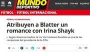 Είδηση που σοκάρει: Ζευγάρι με τον Μπλάτερη η Ιρίνα Σάικ!