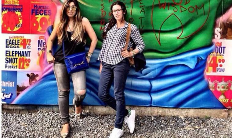 Ελένη Βαΐτσου: Από τα πλατό του «Μπρούσκο»…στην Νέα Υόρκη!