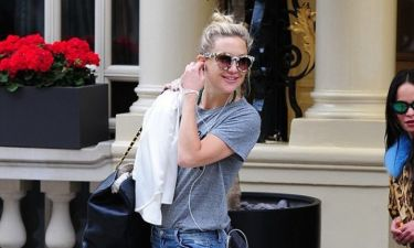 Η Kate Hudson μας αποδεικνύει πως το στυλ δε θέλει... υπερπροσπάθεια!