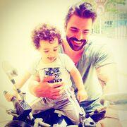 Easy riders μπαμπάς και γιος!