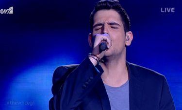 Ο 19χρονος «Νταλάρας» του «The voice 2»